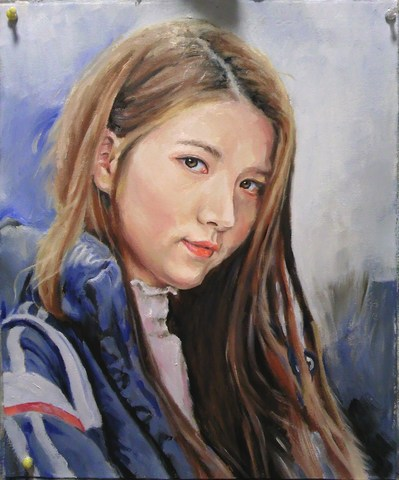 20171207 SoWon in Oil Didital Cam.JPG