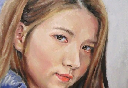 20171207 SoWon in Oil Didital Cam  br04 CloseUp.JPG