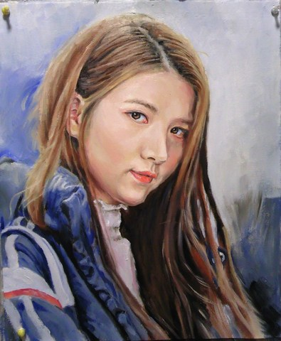20171208 SoWon in Oil Didital Cam.JPG