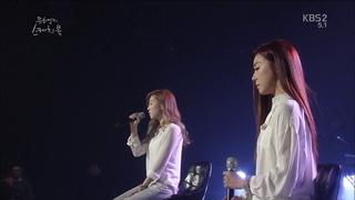 [1080p HD] 130119 YHY's Sketchbook Taeyeon & Tiffany - Lost In Love - YouTube _2_(2).mp4_000040907.jpg